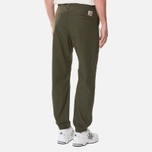 Мужские брюки Carhartt WIP Marshall Jogger 6.5 Oz Cypress Rinsed фото- 4