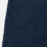 Carhartt WIP Marshall Jogger 6.5 Men`s Trousers Oz Navy Rinsed photo- 1
