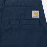 Carhartt WIP Marshall Jogger 6.5 Men`s Trousers Oz Navy Rinsed photo- 3