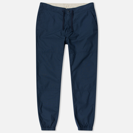 Мужские брюки Carhartt WIP Marshall Jogger 6.5 Oz Navy Rinsed