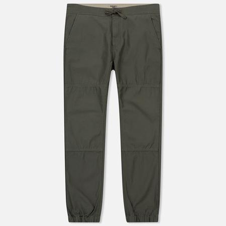 Мужские брюки Carhartt WIP Marshall Jogger 8 Oz Moor Stone Washed