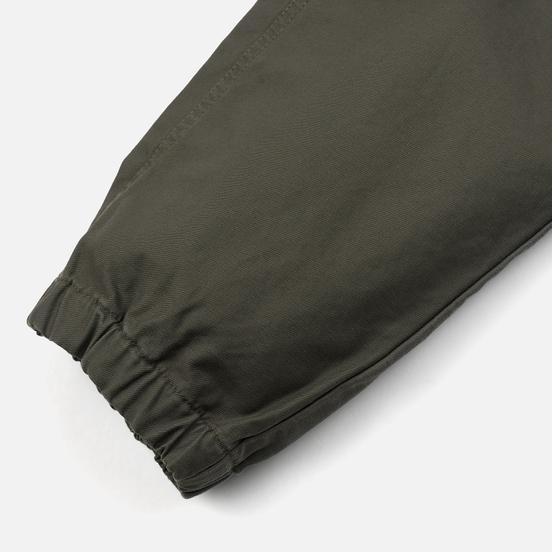 Мужские брюки Carhartt WIP Marshall Jogger 9 Oz Moor Stone Washed