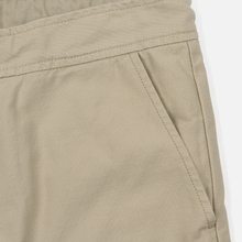 Мужские брюки Carhartt WIP Marshall Jogger 9 Oz Wall Stone Washed фото- 2