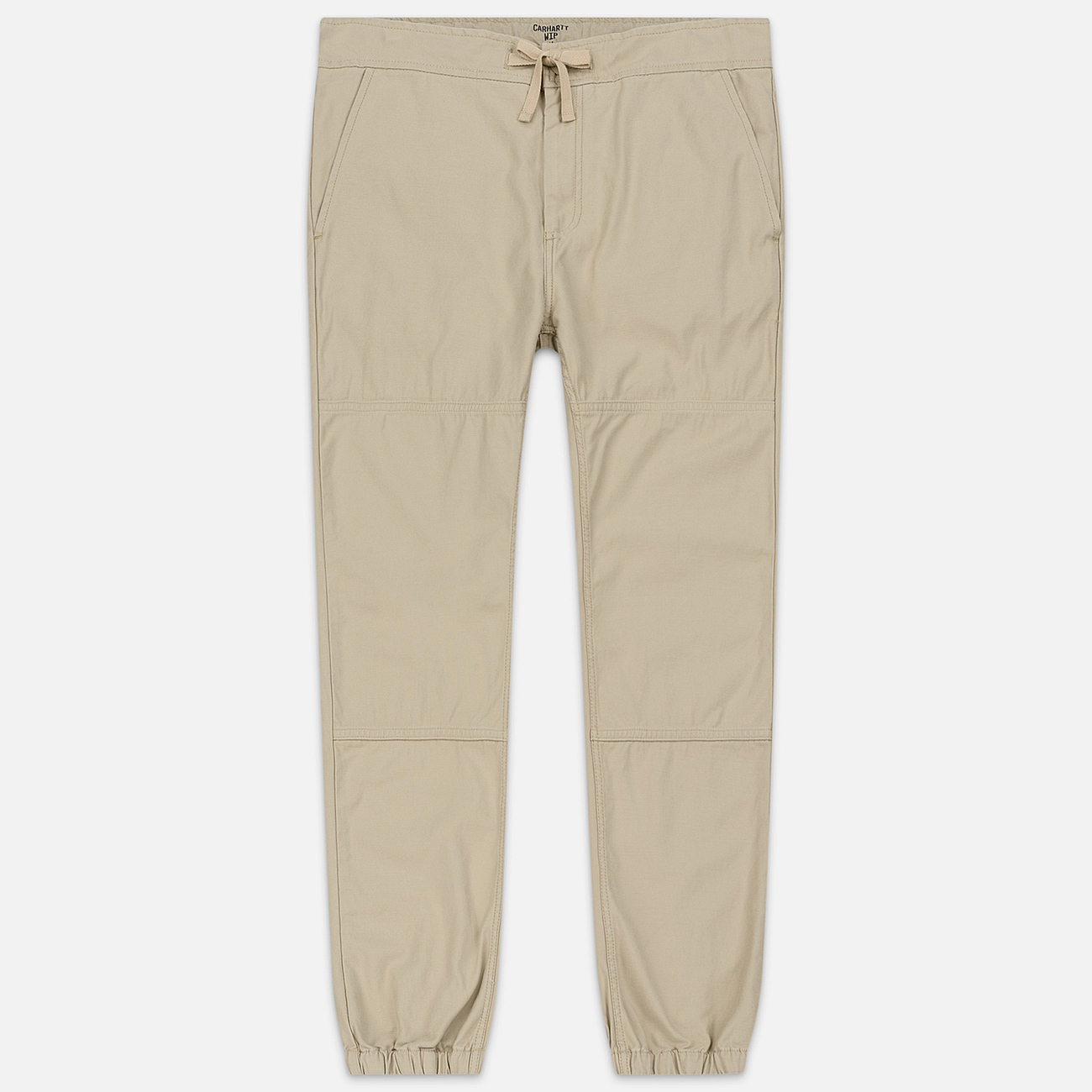 Мужские брюки Carhartt WIP Marshall Jogger 9 Oz Wall Stone Washed