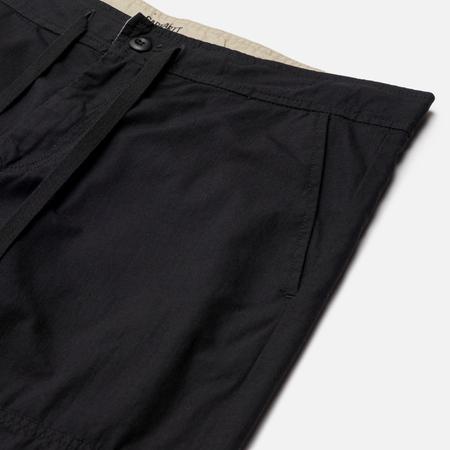 Мужские брюки Carhartt WIP Marshall Jogger 6.5 Oz Black Rinsed
