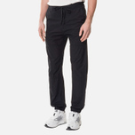 Мужские брюки Carhartt WIP Marshall Jogger 6.5 Oz Black Rinsed фото- 3