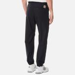 Мужские брюки Carhartt WIP Marshall Jogger 6.5 Oz Black Rinsed фото- 1