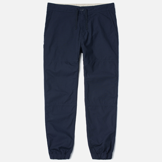 Мужские брюки Carhartt WIP Marshall Jogger 6.5 Oz Dark Navy Rinsed