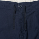 Мужские брюки Carhartt WIP Marshall Jogger 6.5 Oz Dark Navy Rinsed фото- 2