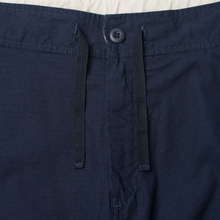 Мужские брюки Carhartt WIP Marshall Jogger 6.5 Oz Dark Navy Rinsed фото- 1