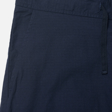 Мужские брюки Carhartt WIP Marshall Jogger 6.5 Oz Dark Navy Rinsed фото- 3