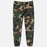 Carhartt WIP Marshall Jogger Men`s Trousers Duck Camo Rinsed photo- 0