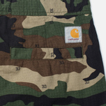 Carhartt WIP Marshall Jogger Men`s Trousers Duck Camo Rinsed photo- 4