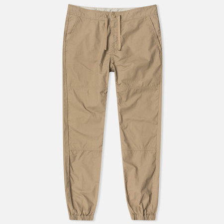 Мужские брюки Carhartt WIP Marshall Jogger 6.5 Oz Leather Rinsed