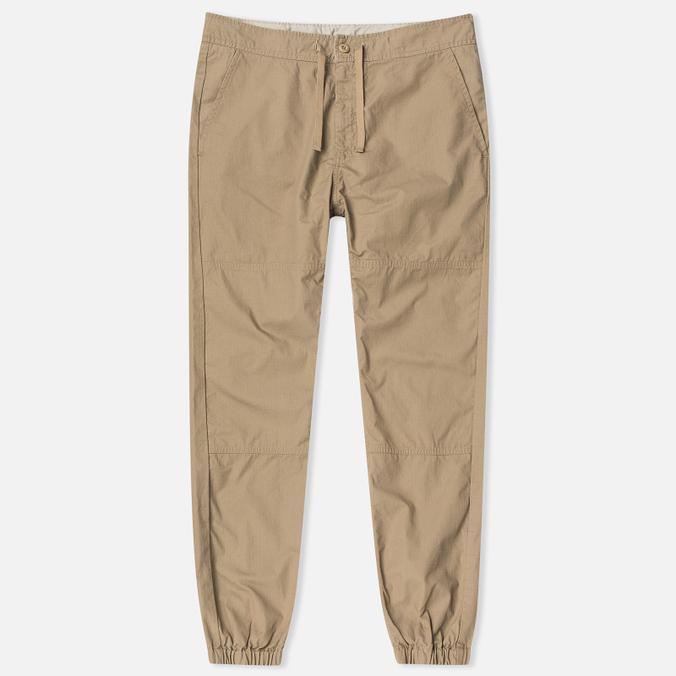 Мужские брюки Carhartt WIP Marshall Jogger 6.5. Oz Leather Rinsed