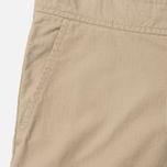 Мужские брюки Carhartt WIP Marshall Jogger 6.5. Oz Leather Rinsed фото- 2