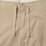 Мужские брюки Carhartt WIP Marshall Jogger 6.5 Oz Leather Rinsed фото- 3
