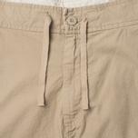 Мужские брюки Carhartt WIP Marshall Jogger 6.5. Oz Leather Rinsed фото- 3
