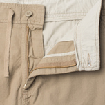 Мужские брюки Carhartt WIP Marshall Jogger 6.5 Oz Leather Rinsed фото- 4