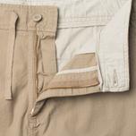 Мужские брюки Carhartt WIP Marshall Jogger 6.5. Oz Leather Rinsed фото- 4
