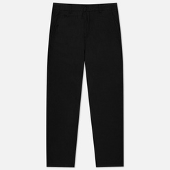 Мужские брюки Carhartt WIP Memphis 6 Oz Black Rinsed