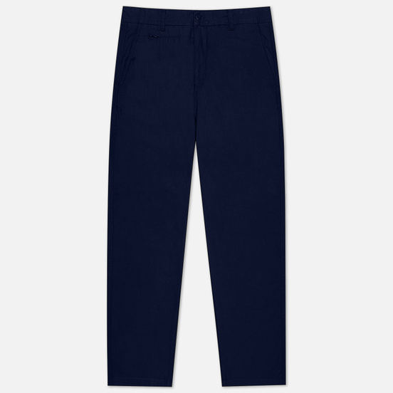 Мужские брюки Carhartt WIP Memphis 6 Oz Blue Rinsed