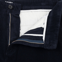 Мужские брюки Carhartt WIP Menson  9.7 Oz Dark Navy Rinsed фото- 1