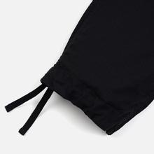 Мужские брюки Carhartt WIP Regular Cargo 6.5 Oz Black Rinsed фото- 6