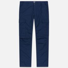 Мужские брюки Carhartt WIP Regular Cargo 6.5 Oz Blue Rinsed фото- 0