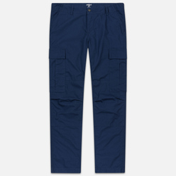 Мужские брюки Carhartt WIP Regular Cargo 6.5 Oz Blue Rinsed