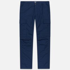 Мужские брюки Carhartt WIP Regular Cargo 6.5 Oz Blue Rinsed