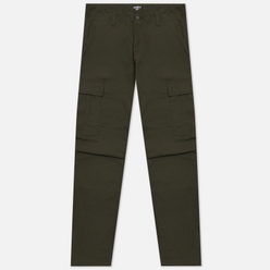 Мужские брюки Carhartt WIP Regular Cargo 6.5 Oz Cypress Rinsed