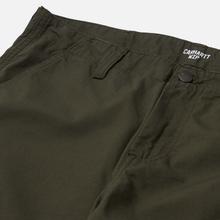 Мужские брюки Carhartt WIP Regular Cargo 6.5 Oz Cypress Rinsed фото- 1