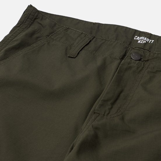 Мужские брюки Carhartt WIP Regular Cargo 6.5 Oz Cypress Rinsed