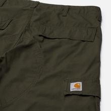 Мужские брюки Carhartt WIP Regular Cargo 6.5 Oz Cypress Rinsed фото- 2