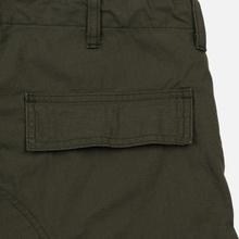 Мужские брюки Carhartt WIP Regular Cargo 6.5 Oz Cypress Rinsed фото- 5