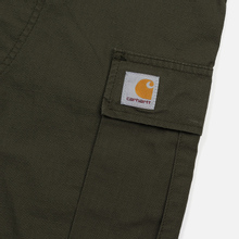 Мужские брюки Carhartt WIP Regular Cargo 6.5 Oz Cypress Rinsed фото- 6
