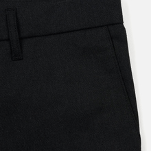 Мужские брюки Carhartt WIP Sid 6.5 Oz Black Heather фото- 1