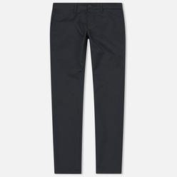 Мужские брюки Carhartt WIP Sid 8.6 Oz Blacksmith Rinsed
