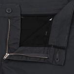 Мужские брюки Carhartt WIP Sid 8.6 Oz Blacksmith Rinsed фото- 2