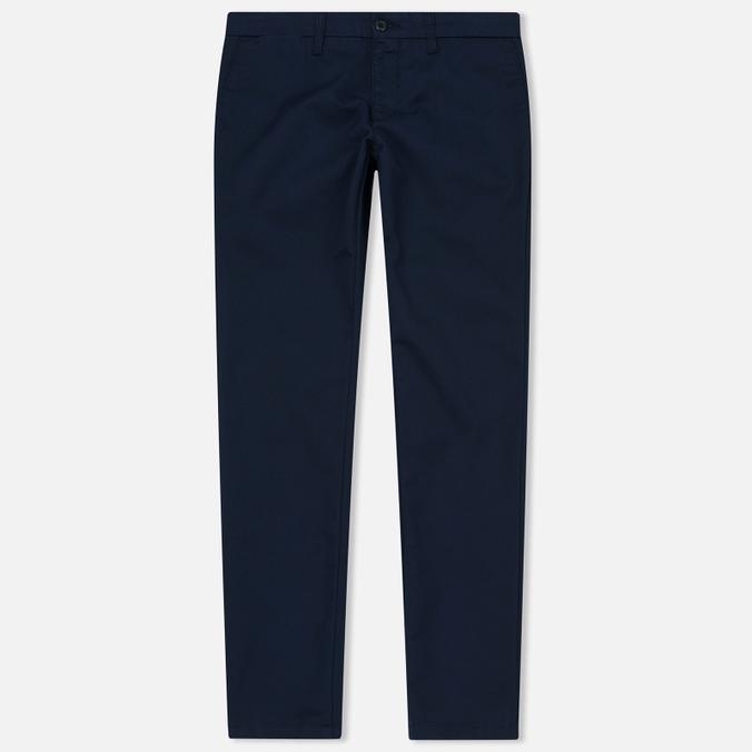 Мужские брюки Carhartt WIP Sid 8.6 Oz Navy Rinsed
