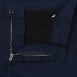 Мужские брюки Carhartt WIP Sid 8.6 Oz Navy Rinsed фото- 2
