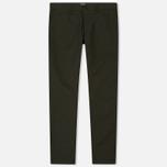 Мужские брюки Carhartt WIP Sid 8.6 Oz Cypress Rinsed фото- 0