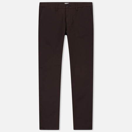 Мужские брюки Carhartt WIP Sid 8.6 Oz Tobacco Rinsed