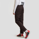Мужские брюки Carhartt WIP Sid 8.6 Oz Tobacco Rinsed фото- 2