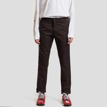 Мужские брюки Carhartt WIP Sid 8.6 Oz Tobacco Rinsed фото- 1