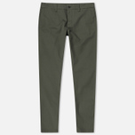 Carhartt WIP Sid 9.1 Oz Men`s Trousers Cypress Rinsed photo- 0