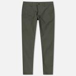 Мужские брюки Carhartt WIP Sid 9.1 Oz Cypress Rinsed фото- 0