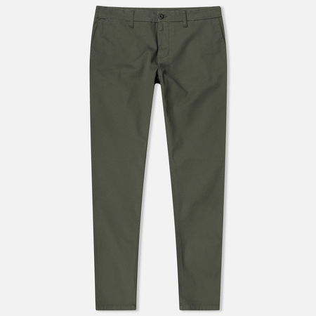 Carhartt WIP Sid 9.1 Oz Men`s Trousers Cypress Rinsed