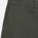 Мужские брюки Carhartt WIP Sid 9.1 Oz Cypress Rinsed фото- 1